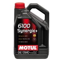 масло 6100 synergie plus 10w40