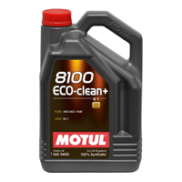масло 8100 eco-clean plus