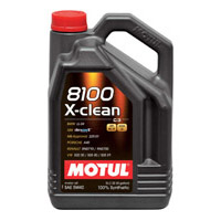 масло 8100 x clean 5w40