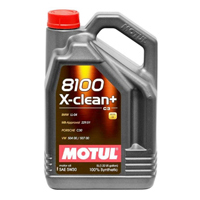 масло 8100 x clean plus 5w30