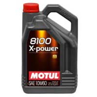 масло 8100 X-power 10w60