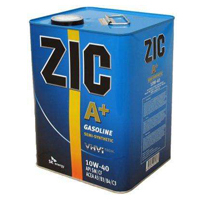 масло zic a+ 10w-40
