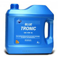 масло aral bluetronic 10w-40