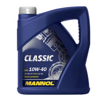 масло Mannol classic 10w 40
