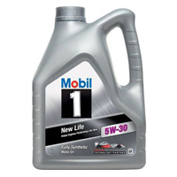 масло Mobil 1 New Life 5w30