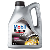 масло Mobil Super 2000 10w-40