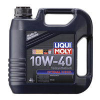 масло Liqui Moly optimal diesel 10w-40