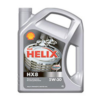 масло shell helix hx8 Synthetic 5w 30