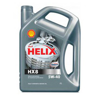 масло shell helix hx8 Synthetic 5w 40
