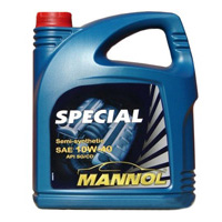 масло Mannol special 10w 40